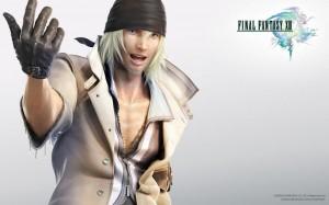 Final Fantasy XIII Snow